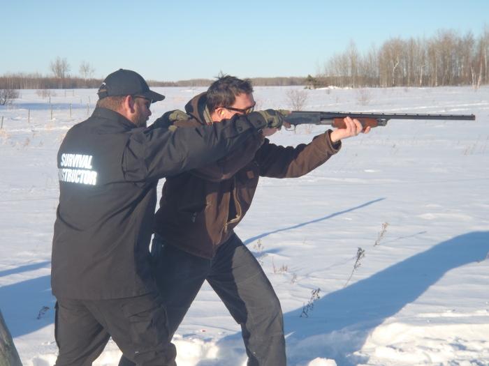 Wildlife awareness and predator safety course