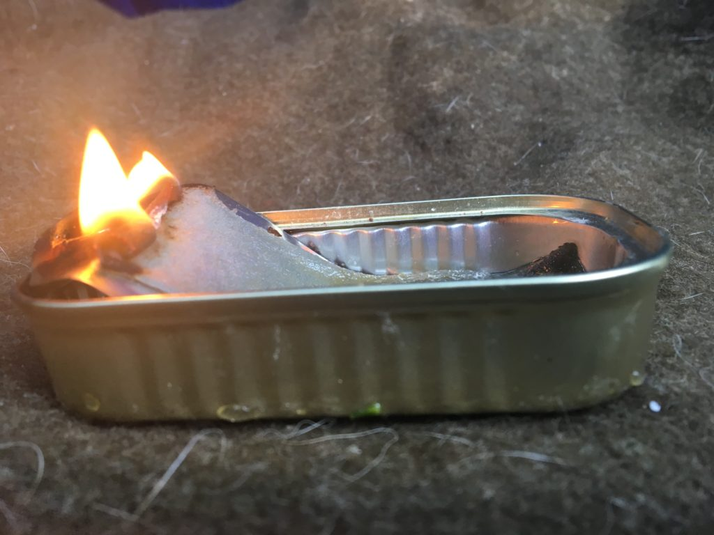 improvized Koodlik emergency preparedness