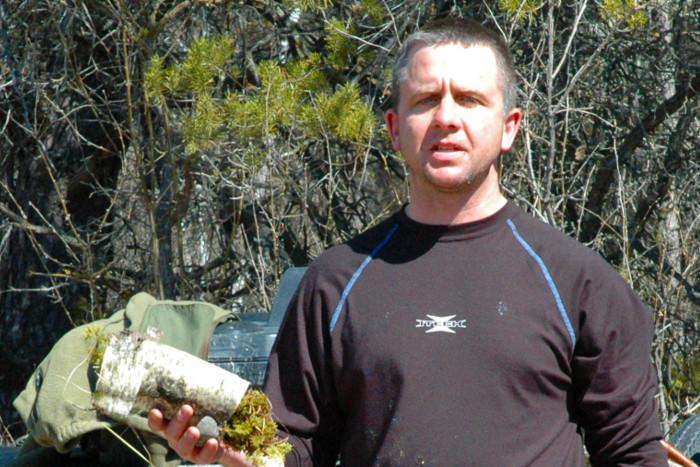 Survival Instructor Greg