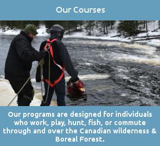 Our survival Courses