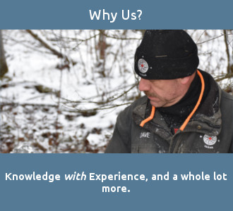 Why choose our survival school